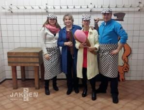 Oslintaní Plyšáci - 18.11. 2017