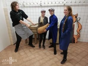 Panenka Skákavá - 28.4. 2019